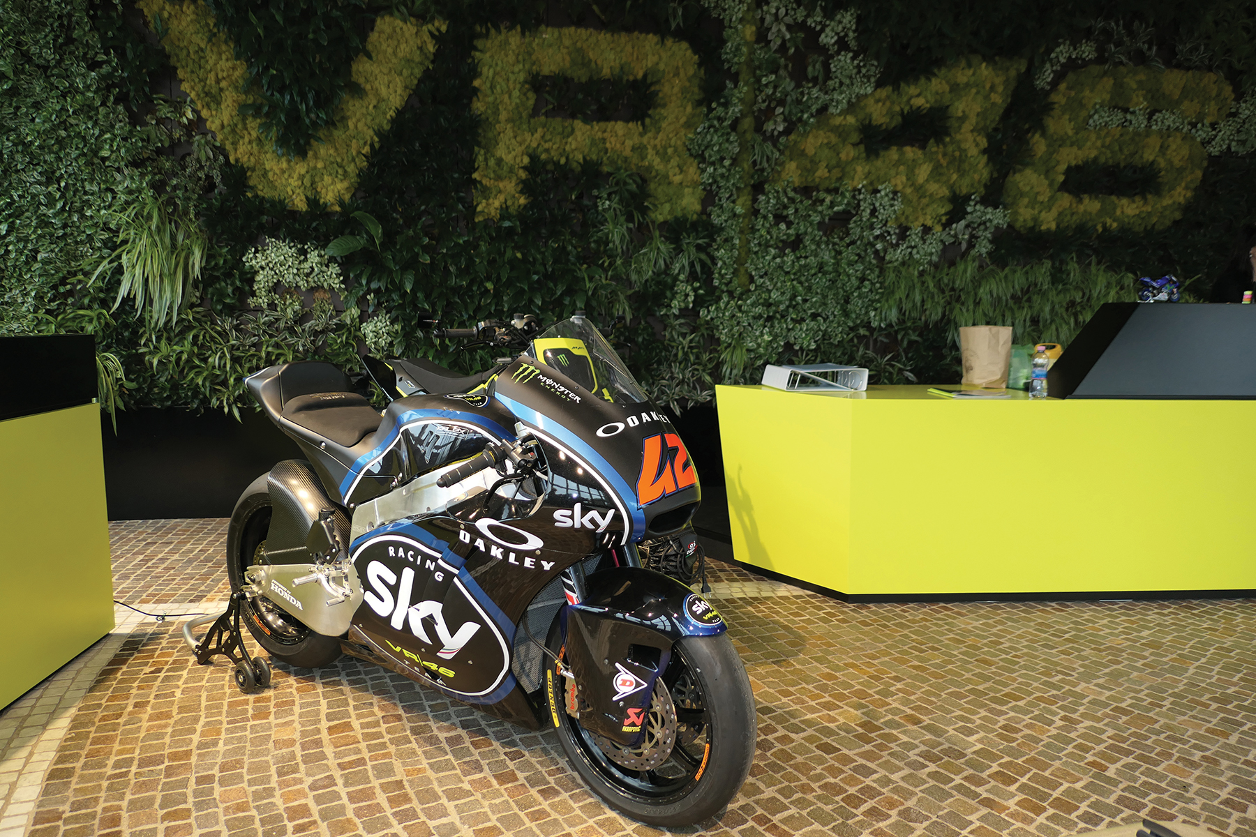 VR46 HQ reception Oxley photo