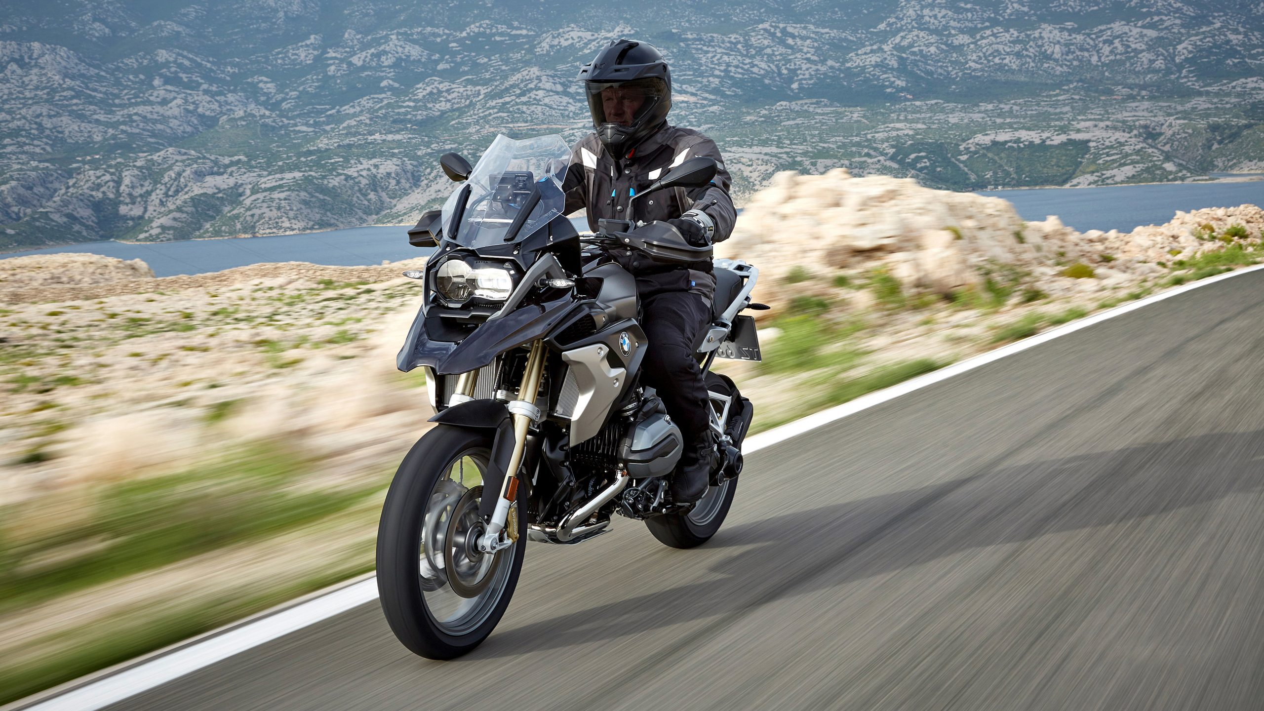 BMW R 1200 GS Exclusive 2016 3840x2160 013